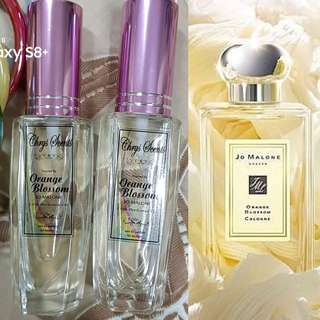 Jo Malone's Orange Blossom Inspired Perfume 15% Fragrance Oil