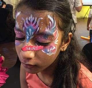 NINJArt Face Painting