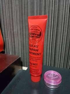 Lucas Papaw Ointment Share Jar 5gr