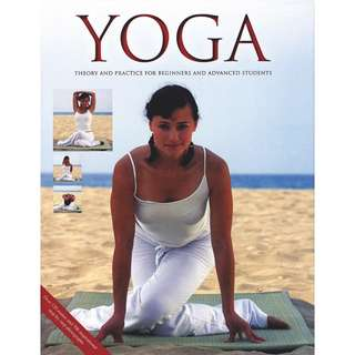 Guide to Yoga Hardcover by Inge Schops