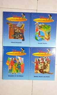 Disney Children Encyclopedia 20 Series