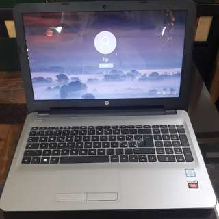 Hp Notebook 15inch i5-6th gen