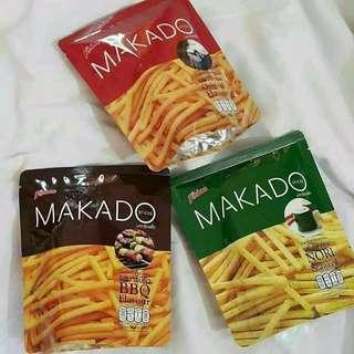 ❤️Cheapest Makado French Fries Crispy