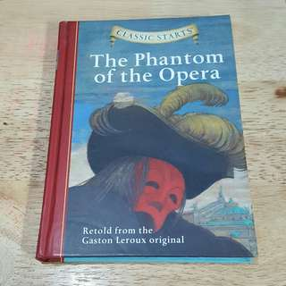 The Phantom of the Opera HB