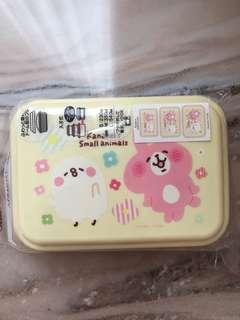 Lunch box kanahei isi 3 macam size