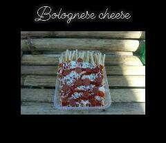 Mi Gepeng Bolognese Cheese