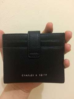 Charles and keith card holder