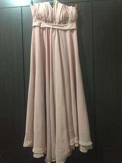 Bridesmaid Infinity Dress