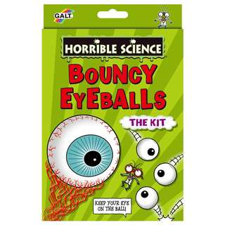 Horrible Science - Bouncy Eyeballs (GALT Toys)