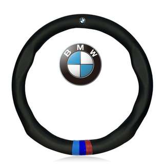 BMW Steering Wheel Cover (Good Quality)