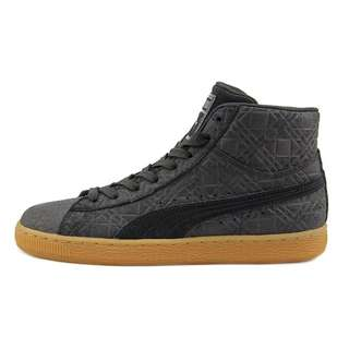 Puma suede mid cut shoes