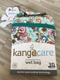 Tokidoki Kangacare Wet bag