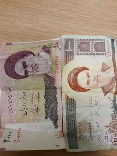 Old iranian Notes