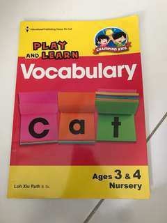 Play&learn vocabulary