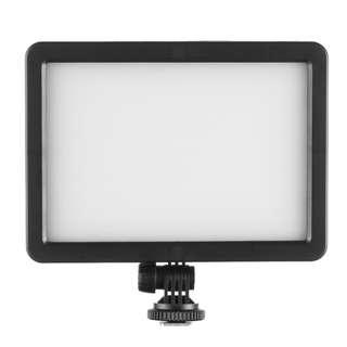 Hersmay Professional Photography LED Flashlight 3200k-5600k - PC-K128C - Black