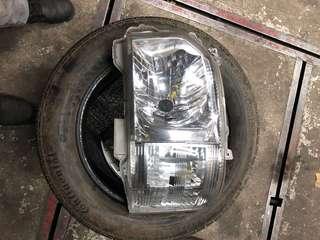 Toyota Hiace KDH headlamp