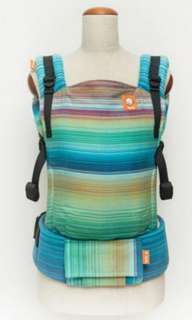 Tula free to grow Baby Carrier Limited Edition Wrap Conversion