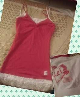 Top/ sleeveless