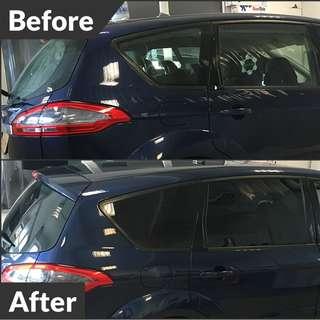Solar Films for all make cars