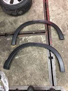 Honda vezel RH wheel arc garnish