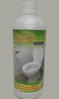Pembersih Keramik Toilet Merk Rins Clean (1000 ml)