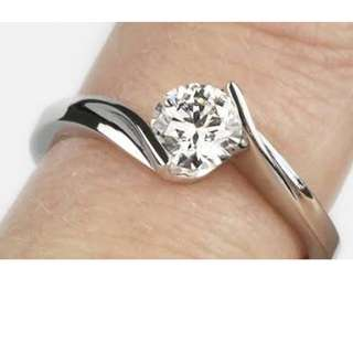 .51ct Diamond Engagement Ring With Certificate