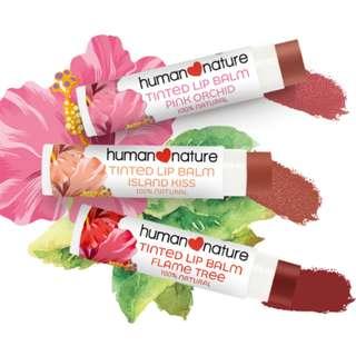 Human Nature Tinted Lip Balm