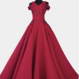 BALL GOWN (VICTORIA)