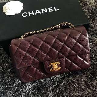 Authentic Chanel Classic Mini Rectangle Bag