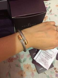 Charriol Bangle Olive
