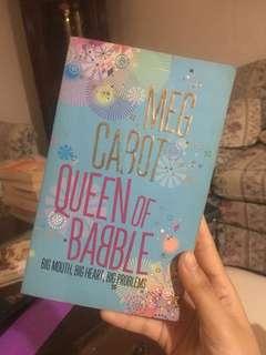 Meg Cabot - Queen of Babble