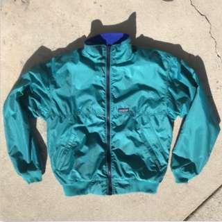 Vintage Patagonia Fleece Jacket north face 古著 ll bean 外套 連帽