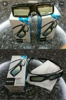 Active SONY 3D glasses -RF-. Brand NEW