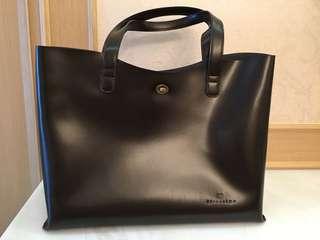 Hiroshima Genuine Leather Tote Bag