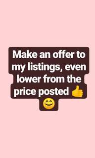 Lets make a deal :)