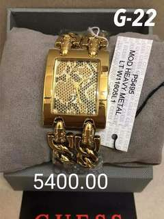 """Authentic """"GUESS WATCH"""""""