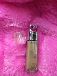 Loreal True Match Liquid Fondation in shade N4 Nude Beige