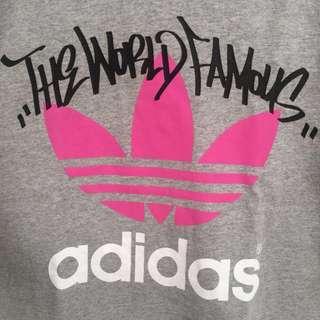 Adidas Originals - Gray Shirt