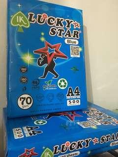 Luckystar A4 paper 70gsm