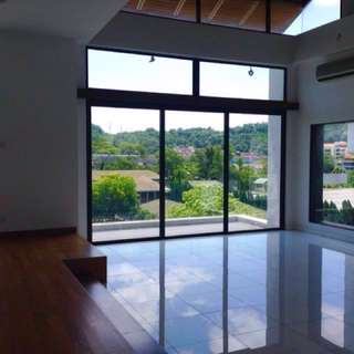 New Bungalow in Bangsar