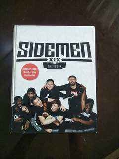Sidemen The Book