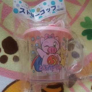 飛天少女豬士丁 寶妮 膠杯 全新 1994