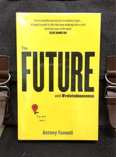 # Highly Recommended《New Book Condition + Reveal The Mystery World of Future 》Anthony Funnell - THE FUTURE AND RELATED NONSENSE