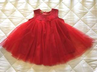 Baby dress for 0-4 months old