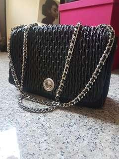 Zara Shoulder Bag (Black)