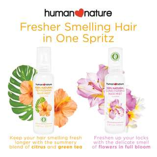 Human Nature Conditioning Hair Mist