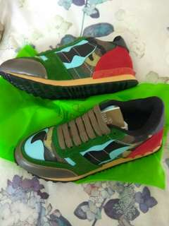 Valentino sneakers size 38