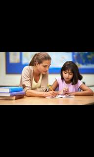 Home-Based Tutoring Services