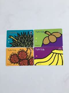 TransitLink Card - Tropical Fruits