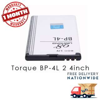 Torque Match TV Battery BTM-33 / BP-4L